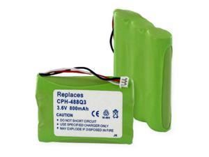 Empire Battery CPH-488Q3 Replaces 3X5/4AAA NiMH 800mAh/Q3 CONNECTOR USA SHIP