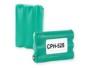 Empire Battery CPH-528 Replaces AT&T ID-282H ID-2820 NiMH 650mAh