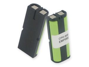 Empire Battery CPH-508 Replaces PANASONIC HHR-P105 NiMH 850mAh