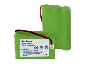 Empire Battery CPH-464Q Replaces CASIO PM-3201013 NiMH 700mAh