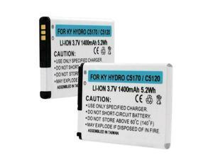 Empire Battery BLI-1335-1.4 Replaces KYOCERA SCP-49LBPS 3.7V 1400mAh LI-ION
