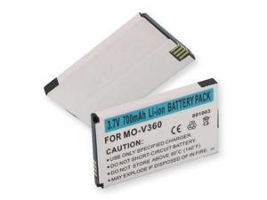 Empire Battery BLI-924-.6 Replaces MOTOROLA V360 LI-ION 700mAh