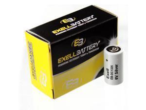 New DOG Collar Battery For 1406SOP 4G13 4G13S 4SG13 4SR44 544 PX28 RFA-16 V28PX