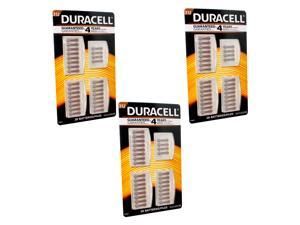 84pc Duracell Hearing Aid Battery Size 312 Replaces L312ZA AC312E ME7Z DA312X