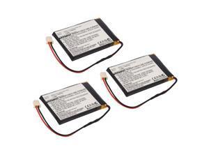 3PC eReader Battery for NENA-PWBT10001 Nexto DI ND2700 DI ND 2725 NENA-21120