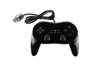 10010 Zettaguard Classic Controller Pro for Nintendo Wii Black