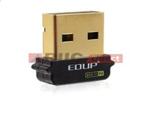 EDUP EP-N8508GS Mini 802.11b/g/n 150M WIFI USB Wireless Adapter Dongle Soft AP