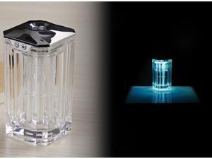 Magic Crystal Colorful LED light Mist Humidifier USB Humidifier