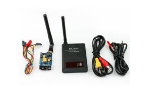 Wireless AV Transmitter & Receiver RC805+TS353 5.8G 400mW 8 Channel  for model airplane new brand