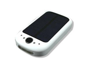 Multi-Function Solar/USB Input Charger for AA/AAA Battery w/ LED Torch & Mobile Device Charging