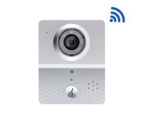 Wi-Fi Video door monitor Door Intercom Door Bell  iOS + Android App, Call Intercom Proactive