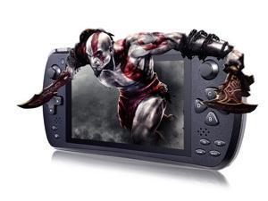 Game consoles JXD S5800 8GB Bianco, 5,0 pollici funzione 3G Voice Android 4.2.2 Gioco Tablet black color