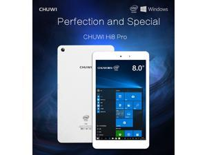 Chuwi Hi8 Pro Tablet PC -WHITE color windows 10+ android 5.1
