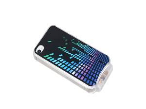 NEW Sense Flash light Case Cover for Apple iPhone 4 4S 4G  Color Change (Flash While Calling or Called)