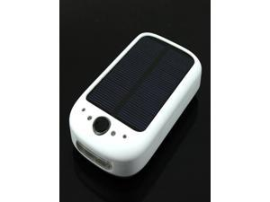 Solar Charger for AA/AAA Battery Multi-Function with 4pcs  LED Torch, Mobile Phone Charger