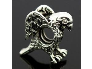 Eagle European Charm 925 Sterling Silver Bead fit Pandora Bracelet Necklace Chain