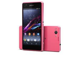 """New Unlocked Sony XPERIA Z1 Compact D5503 4.3"""" 16GB 4G LTE Phone - Pink"""