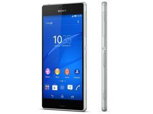 "New Unlocked Sony Xperia Z3 D6653 5.2"" 16GB LTE Smart phone - Green"