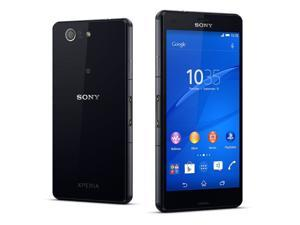 "New Unlocked Sony Xperia Z3 Compact D5833 4.6"" 16GB LTE Smart phone - Black"
