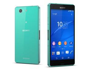 "New Unlocked Sony Xperia Z3 Compact D5833 4.6"" 16GB LTE Smart phone - Green"
