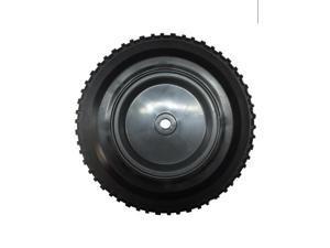 Generac Wheel 9.5 DIA Plastic Part# 0K6011