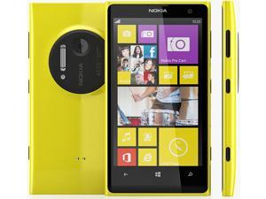 NOKIA LUMIA 1020 YELLOW - UNLOCKED