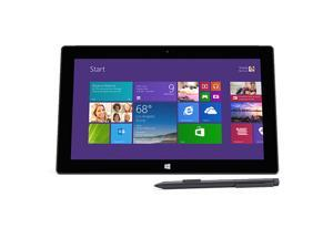 Microsoft Surface Pro 2 with 128GB Windows 8.1 Pro - Dark Titanium