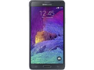 Samsung Galaxy Note 4 SM-N910F Factory Unlocked Cellphone, International Version, Black
