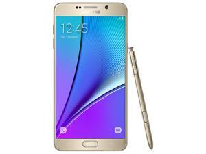 Samsung Galaxy Note 5 N920i 32GB Gold Factory Unlocked GSM - International Version