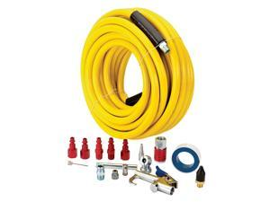 "Snap-on® 3/8"" x 50 Ft. PVC Air Hose & 15 pc Accessory Set - 870218"