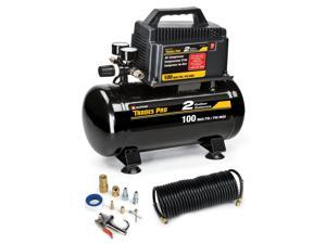 Trades Pro® 2 Gallon Air Compressor With Accessories - 837254