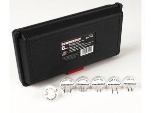 Powerbuilt 6Pc Deluxe Noid Light Test Kit Kit73 - 940580