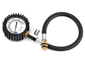 Powerbuilt® Compression Tester for 14mm & 18mm Spark Plug Threads - 647000