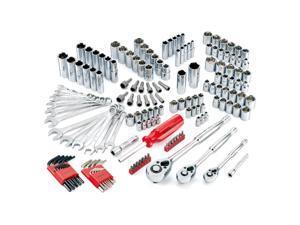 Powerbuilt 640745 161Pcs SAE & Metric Socket Set