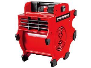 Powerbuilt Durable Lightweight Speed up Dry Time 3-Speed Portable Blower- 642259