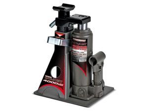 Powerbuilt 4000Lb Unijack Bottle Jack & Jackstand in One - 620470