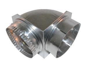 OEM Whirlpool Dryer Close Venting Elbow  4396006RW