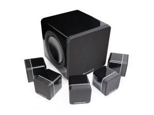 Cambridge Audio Minx S215 v3 Theater Speaker System - Black