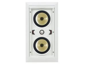 SpeakerCraft AIM LCR 5 In-Wall Speaker - Each (White)