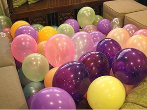 Beauty Birthday Wedding Party Decor Latex Balloons U 5PCS