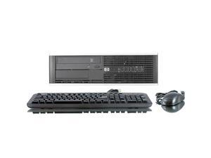 Refurbished: HP 8100 Elite INTEL Core i5 3200 MHz 320Gig HDD 4096mb DVD ROM Windows 7 Professional 64 ...