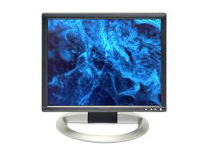 "Dell Ultrasharp 1704FP 17"" LCD Flat Panel Computer Monitor Display"