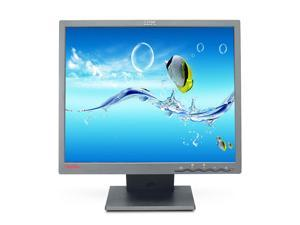 "Refurbished Lenovo L171 1280 x 1024 Resolution 17"" LCD Flat Panel Computer Monitor Display"