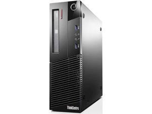 Lenovo ThinkCentre M83 Intel i5 Quad Core 3200 MHz 500Gig 4096MB DVD ROM Windows 10 Professional 64 Bit Desktop Computer