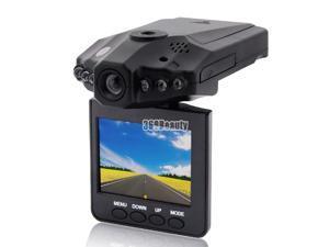 "Yunzuo Electronics 2.5"" HD 270° Car Vehicle Dashboard Camera IR DVR Cam CCTV Night Vision Recorder"