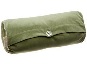 DreamTime Comfort Zone Neck Roll, Sage Velvet