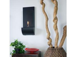 Torcia Wall Mounted Bio Ethanol Fuel Fireplace