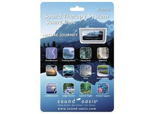 Filter Stream SC-300-04 Sound Oasis Nature Journey Sound Card