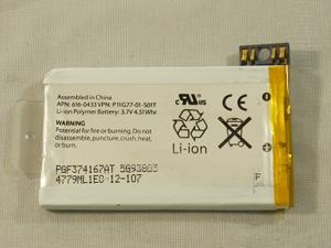NEW Li-ion Polymer 3.7V 4.51Whr Battery 616-0433 for Apple iPhone 3GS A1303 A1325Category: Parts for iPhone 3GS