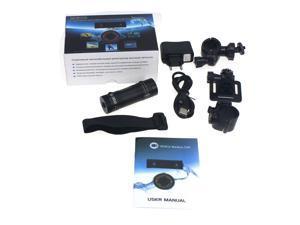 F10290 HD 30FPS Waterproof Sport Action Camera Camcorder Bicycle Driving Helmet Car DVR F9 M500